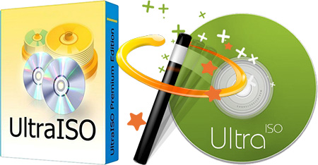UltraISO Premium Edition + Ключ