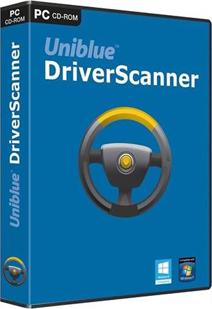 Uniblue DriverScanner 2017 + Ключ