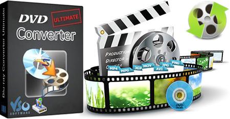 VSO DVD Converter Ultimate + Ключ