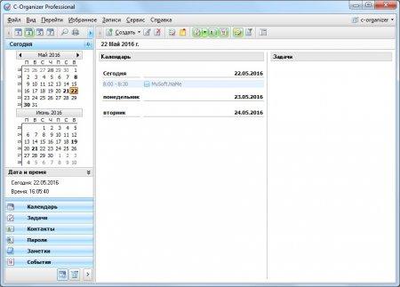 C-Organizer Pro portable