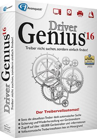 Driver Genius Pro 16 на Русском + Ключ