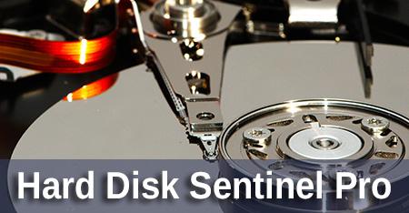 Hard Disk Sentinel Professional + Ключ
