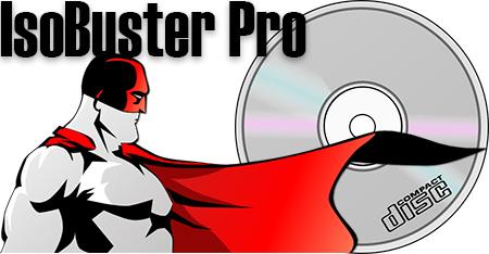 IsoBuster Pro + Ключ