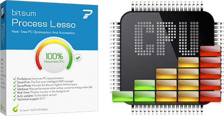 Process Lasso Pro + Ключ