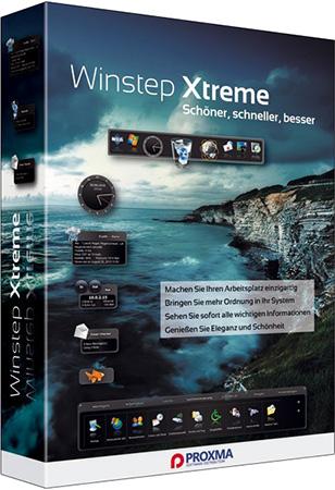 Winstep Xtreme + Ключ
