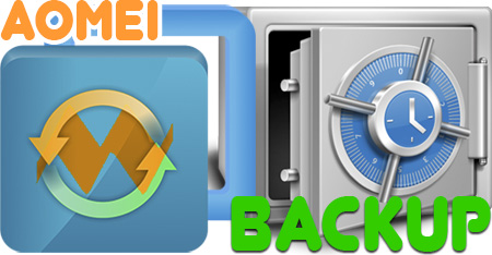 AOMEI Backupper Pro + Лицензионный ключ