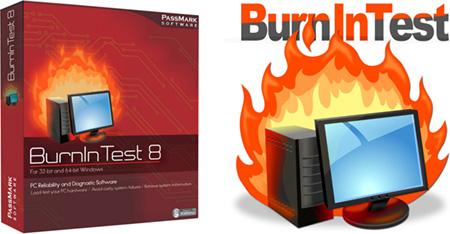 BurnInTest Pro 8 + Ключ