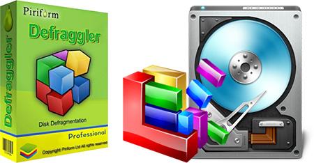 Defraggler Pro + Лицензионный ключ