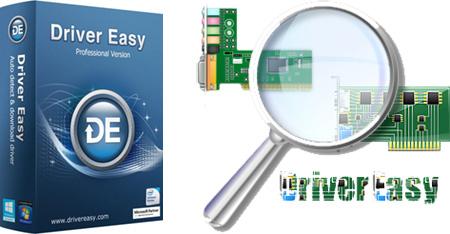 DriverEasy Pro + Ключ