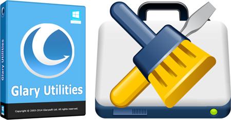 Glary Utilities Pro + Ключ