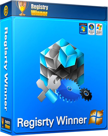 Registry Winner + Серийный номер
