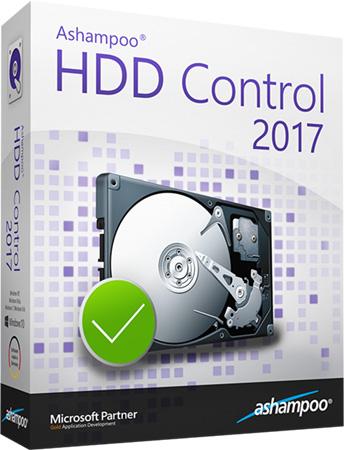 Ashampoo HDD Control 2017 + Ключ