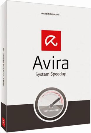 Avira System Speedup + Ключ