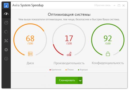 Avira System Speedup portable