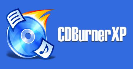 CDBurnerXP - бесплатный аналог Nero