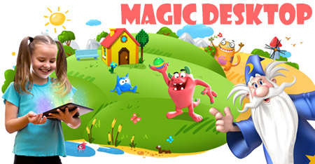 Magic Desktop 9 + Код активации
