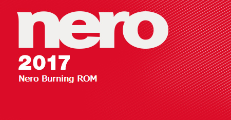 Nero Burning ROM 2017 + Ключ