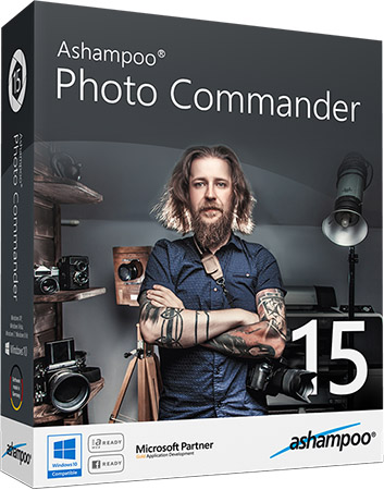 Ashampoo Photo Commander + Ключ