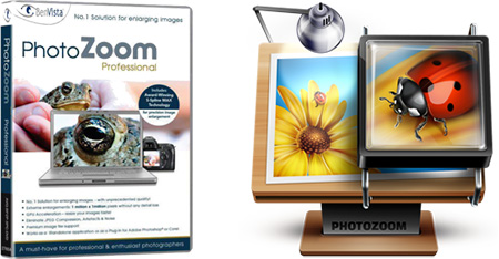 Benvista PhotoZoom Pro + Ключ