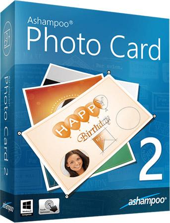 Ashampoo Photo Card 2 + Ключ