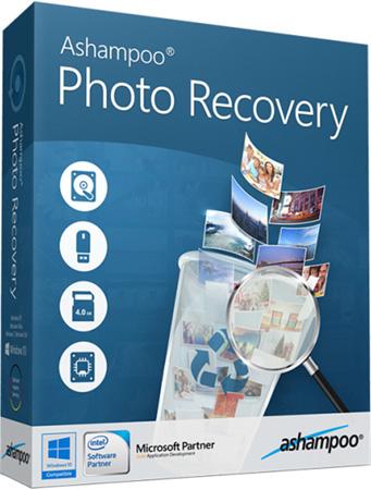 Ashampoo Photo Recovery + Ключ активации