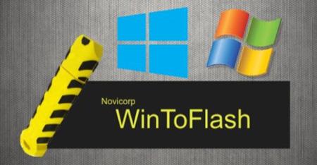 WinToFlash Pro + Ключ