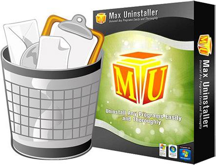 Max Uninstaller + Key